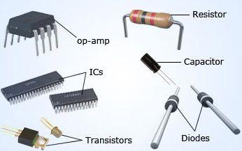 Dispositivos semicondutores e circuitos, aplicações