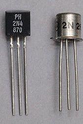 Uni-Junction-transistorin (UJT) rakentaminen ja käyttö